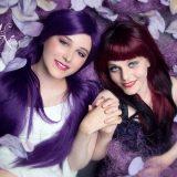 Sarika & Leah